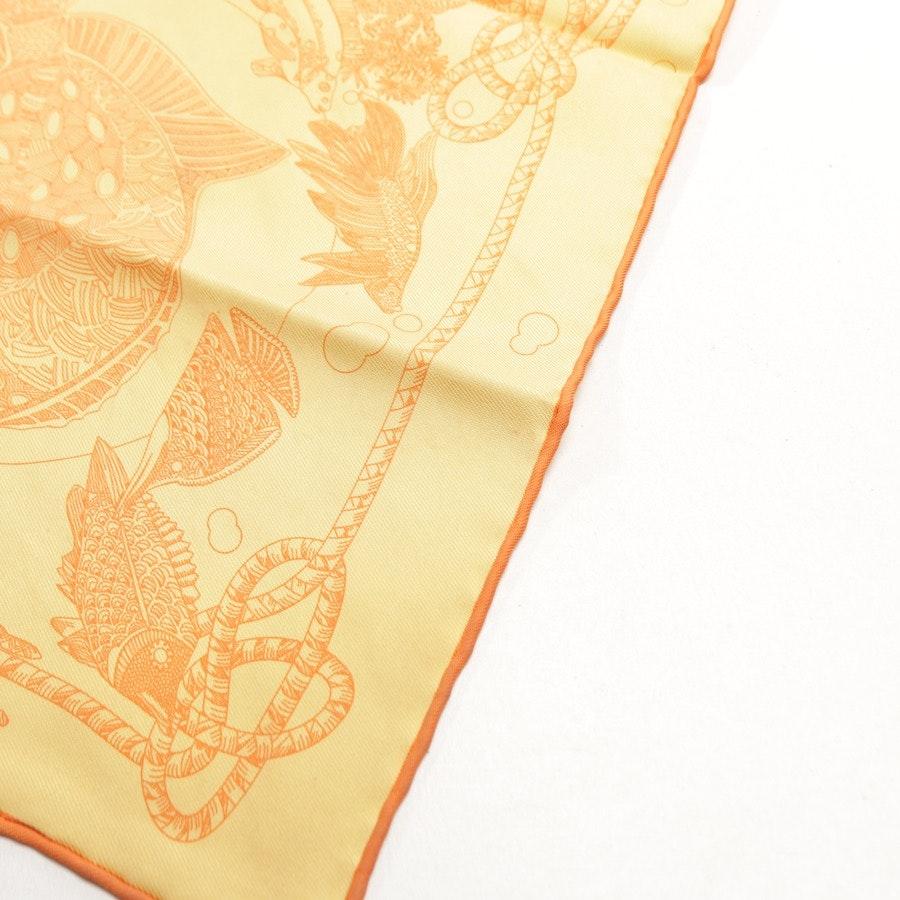 Seidengavroche von Hermès in Multicolor