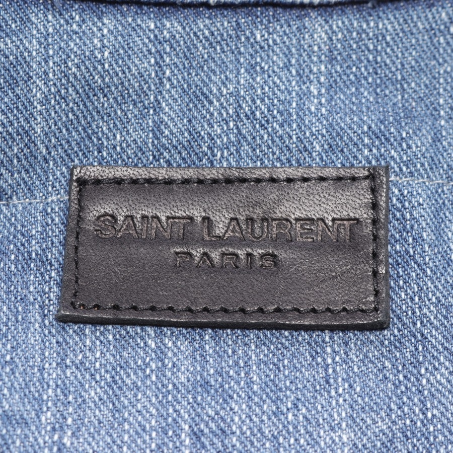 between-seasons jackets from Saint Laurent in blue size L