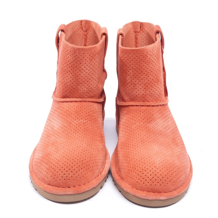 ankle boots from UGG Australia in orange size EUR 36 - classic - new
