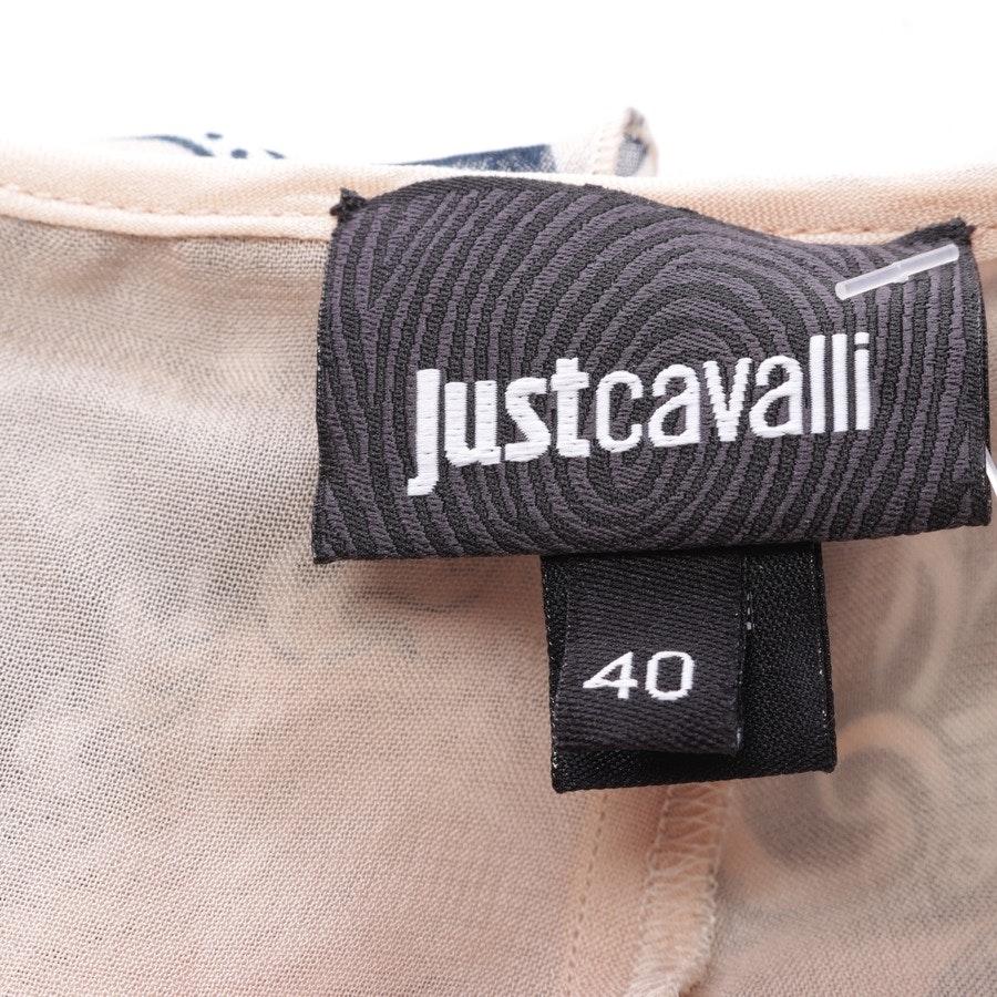 Kleid von Just Cavalli in Multicolor Gr. 34 IT 40