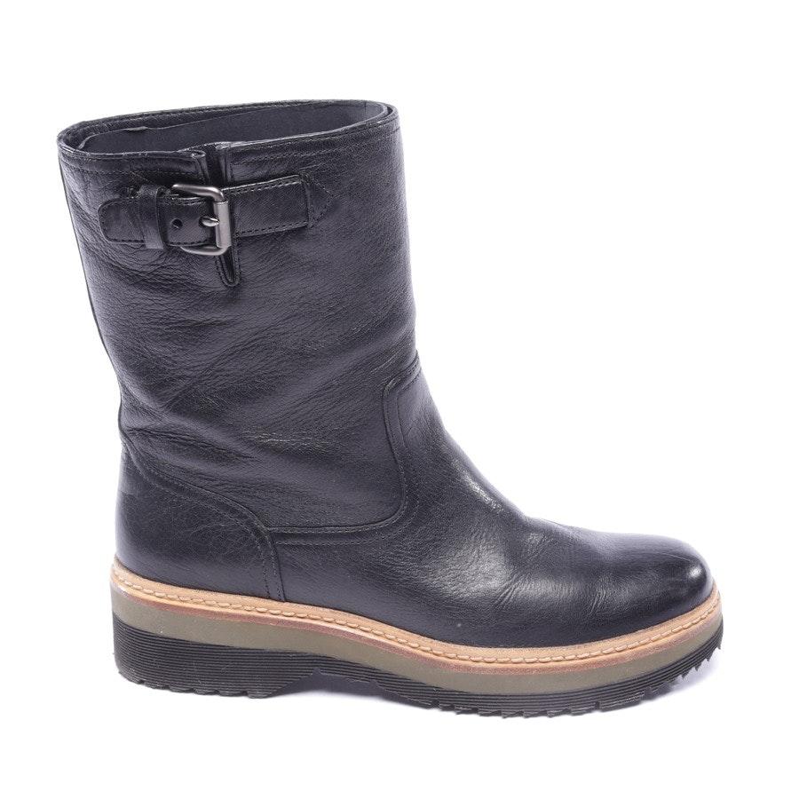 Stiefel von Prada Linea Rossa in Schwarz Gr. EUR 39
