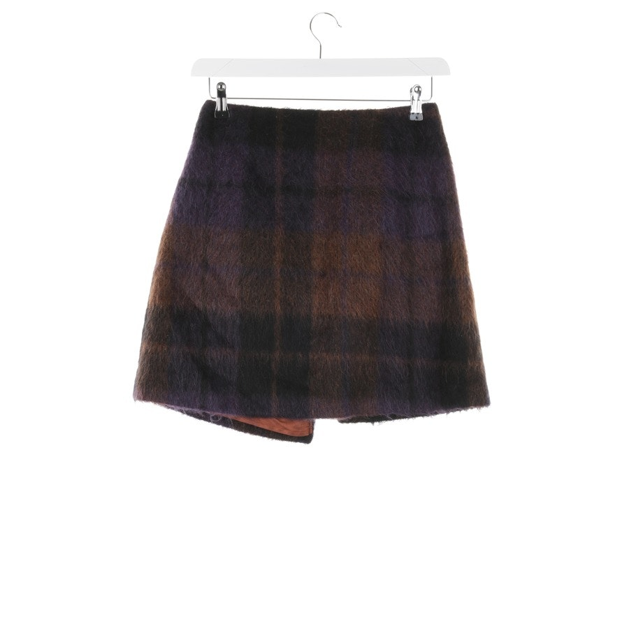 skirt from Lala Berlin in purple and brown size S