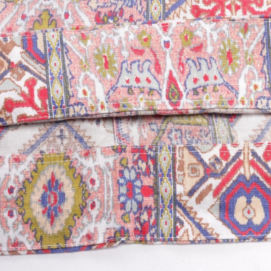 Leinenkleid von Rachel Zoe in Multicolor Gr. M - Neu - mit Etikett