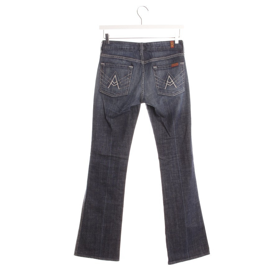 Jeans von 7 for all mankind in Jeansblau Gr. W27