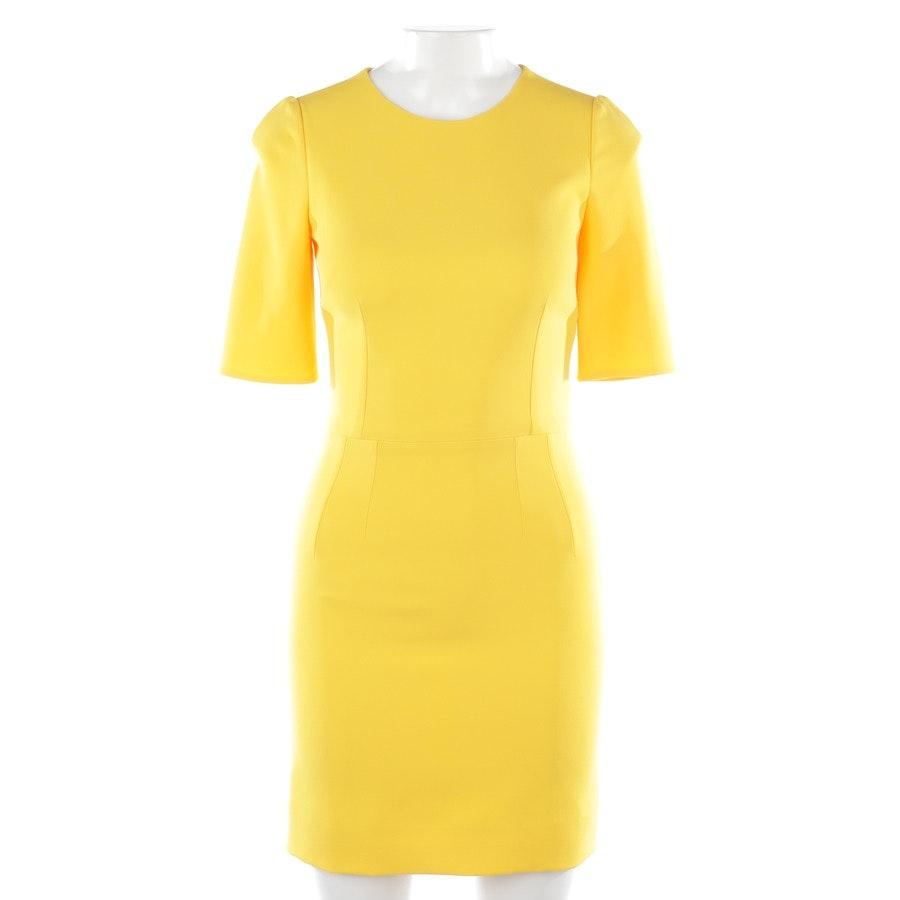 Kleid von Dolce & Gabbana in Gelb Gr. 32 IT 38