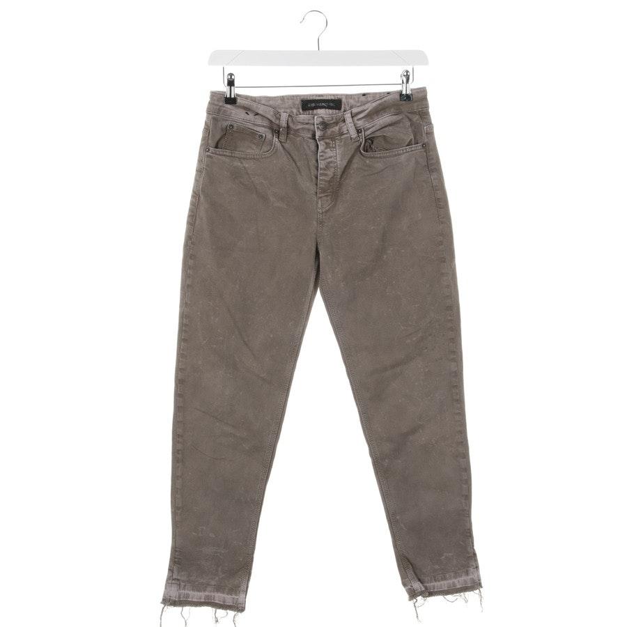 Jeans von Drykorn in Khaki Gr. W31
