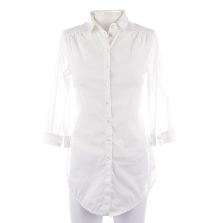 Bluse von Patrizia Pepe in Weiß Gr. 34 IT 40