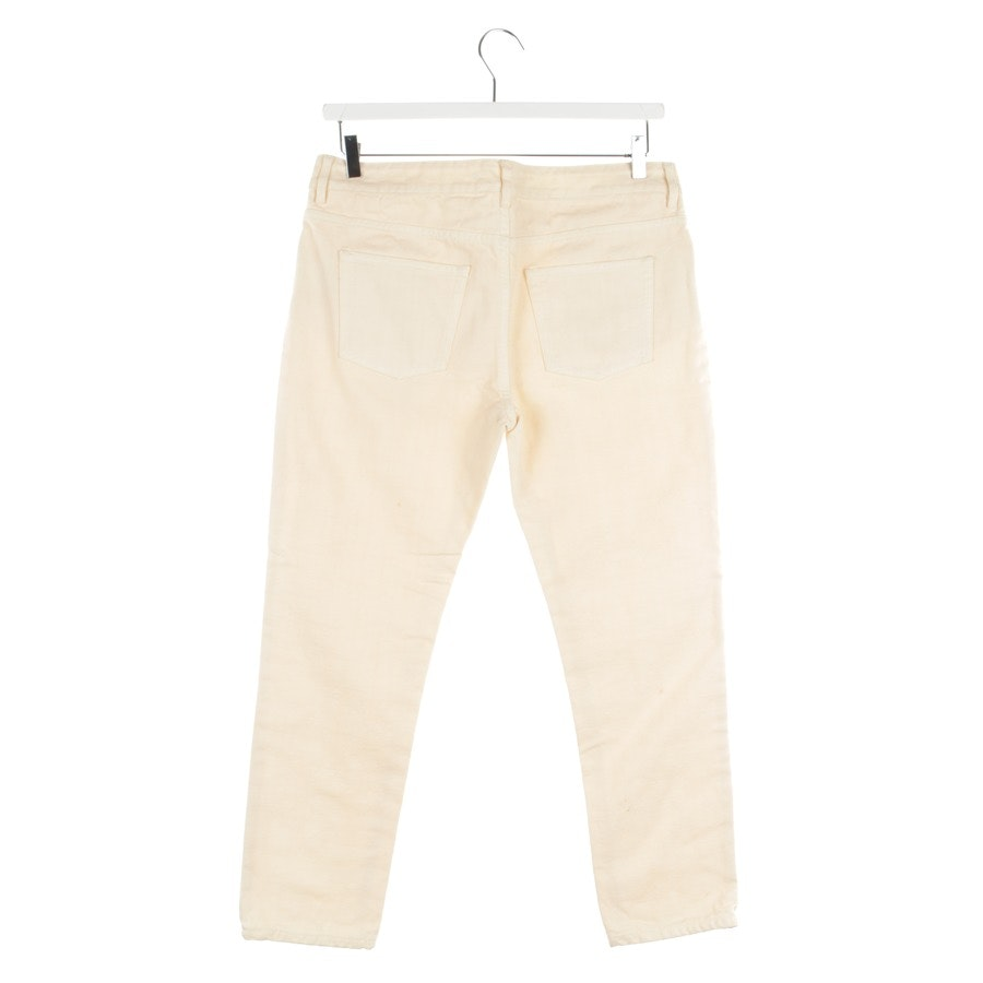 Jeans von Acne Studios in Creme Gr. 40 - Kid Canvas - Neu