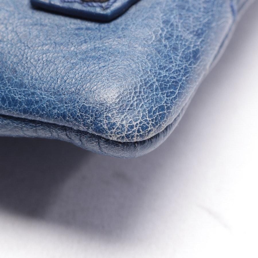 Clutch von Balenciaga in Blau - Classic Envelope
