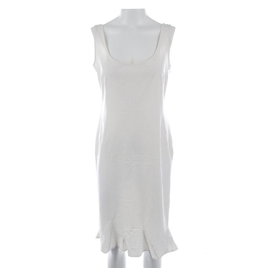 Kleid von Jil Sander in Cremeweiß Gr. 38