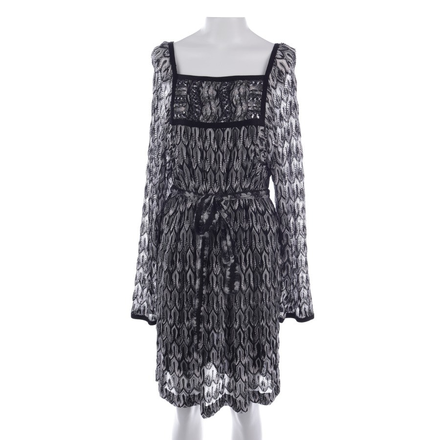 dress from Missoni in black and white size 38 IT 44