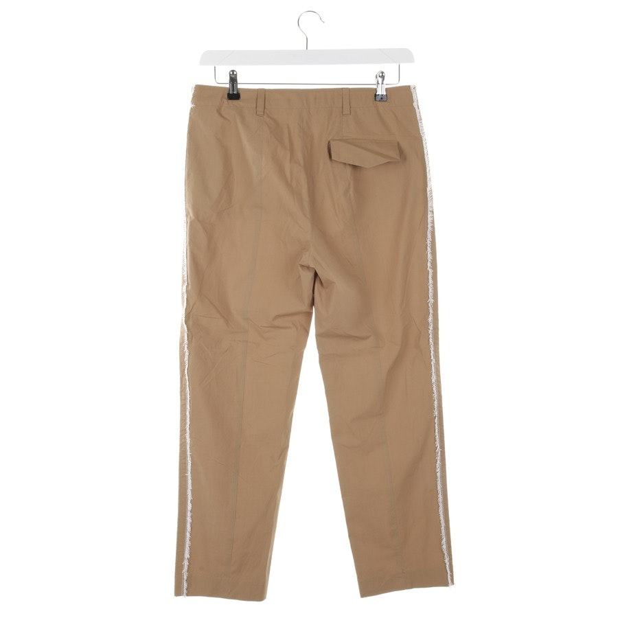 trousers from Dorothee Schumacher in brown size 40 / 4