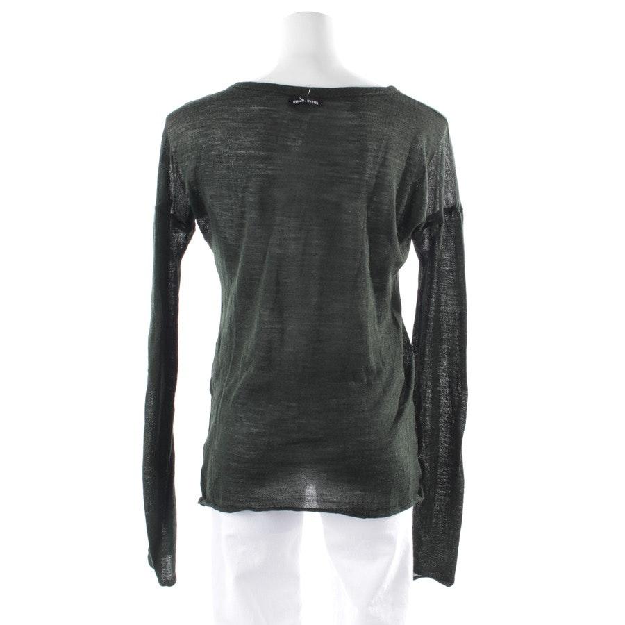 knitwear from Sonia Rykiel in forest green size M