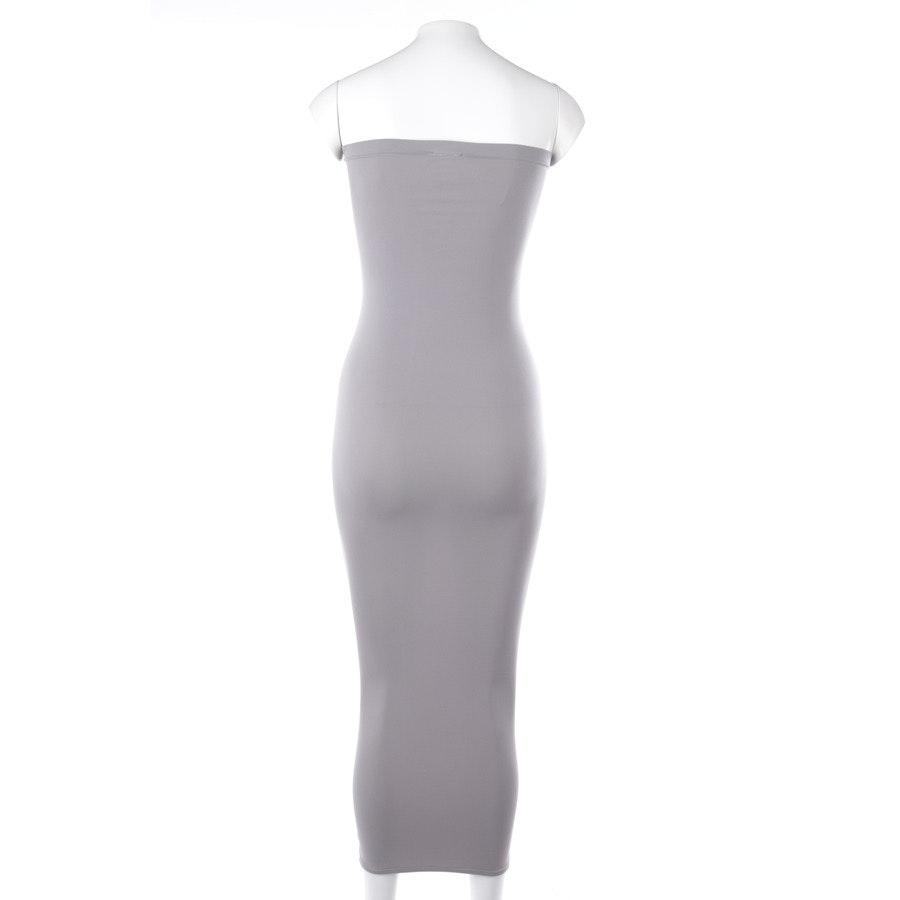 Kleid von Wolford in Hellgrau Gr. XS