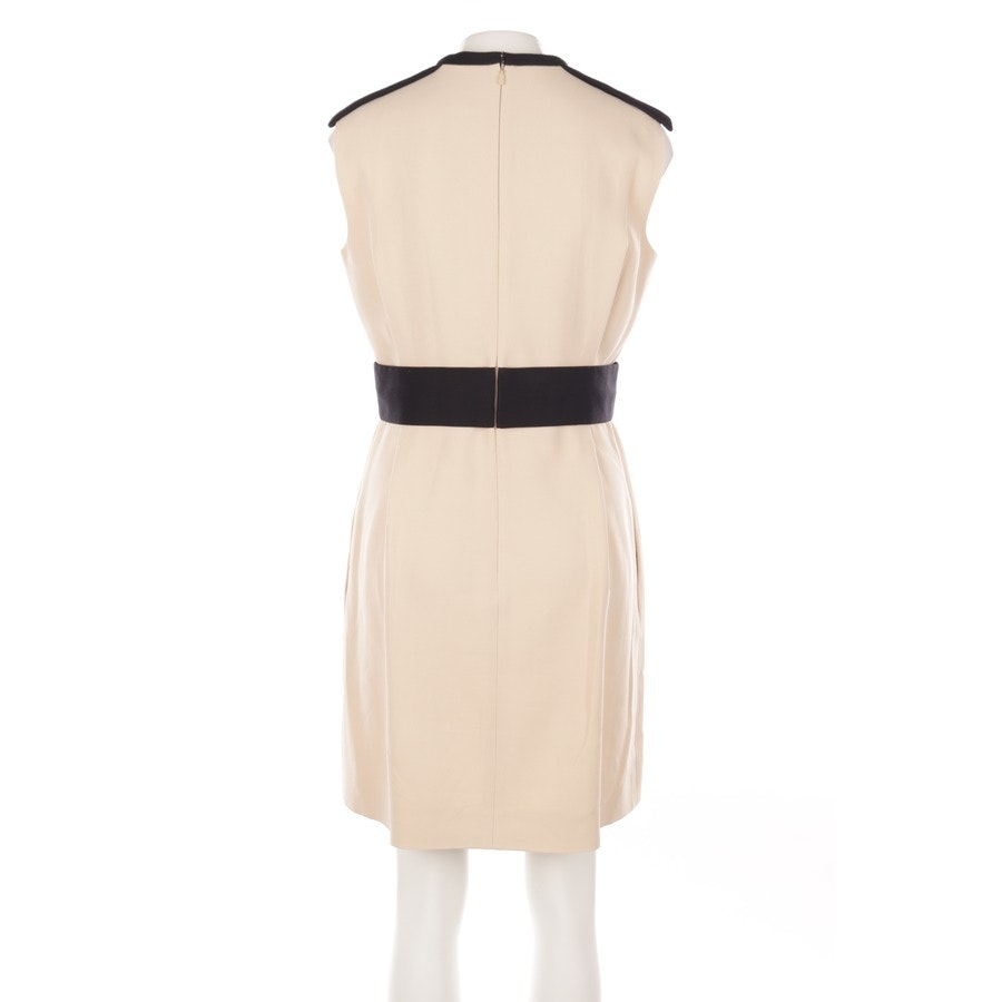 dress from Chloé in beige and black size 38