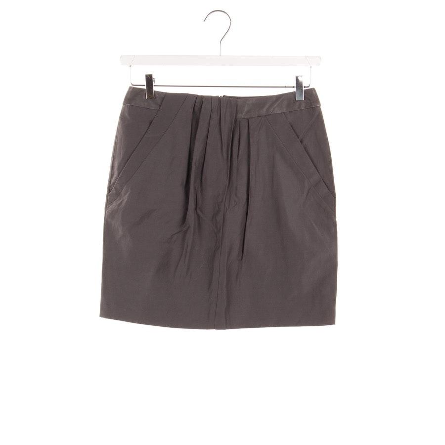 skirt from Schumacher in grey size DE 36
