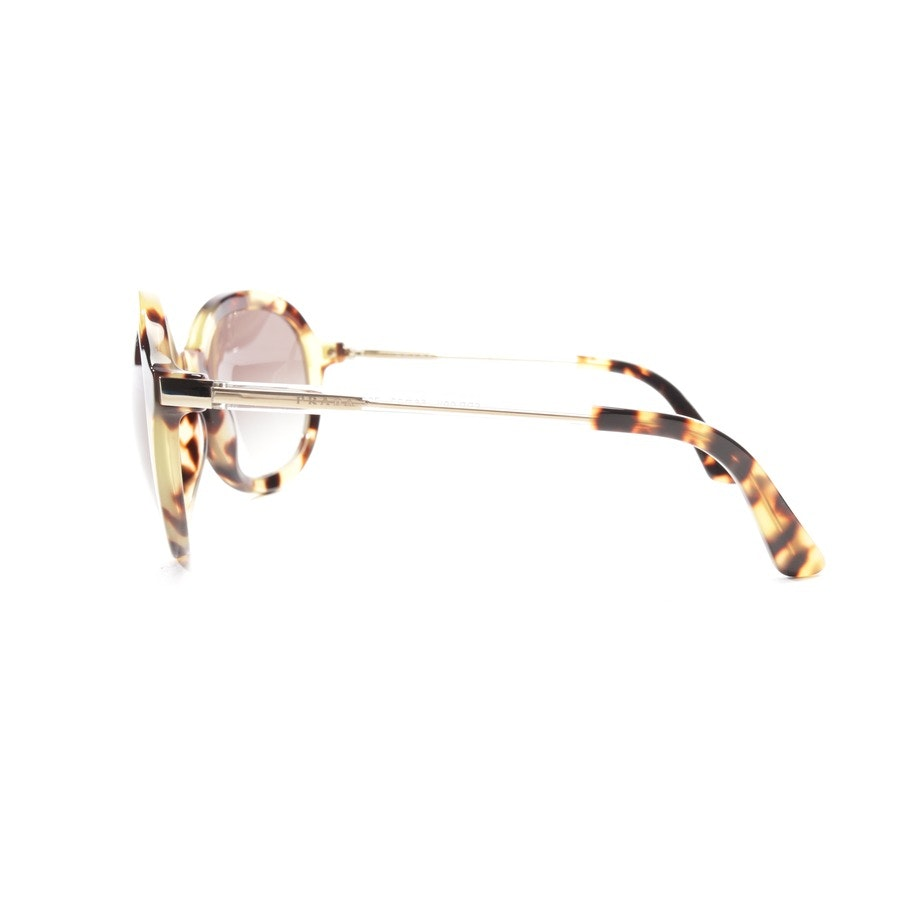 sunglasses from Prada in beige and brown - new