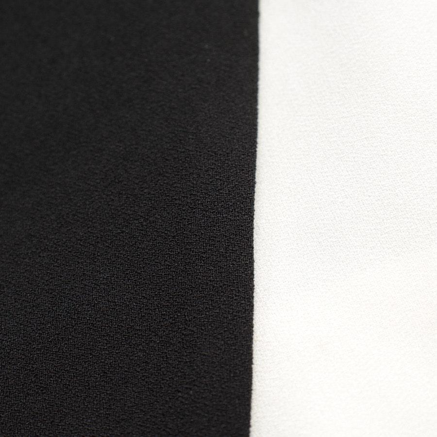 Kleid von BCBG Max Azria in Schwarz und Weiß Gr. XS