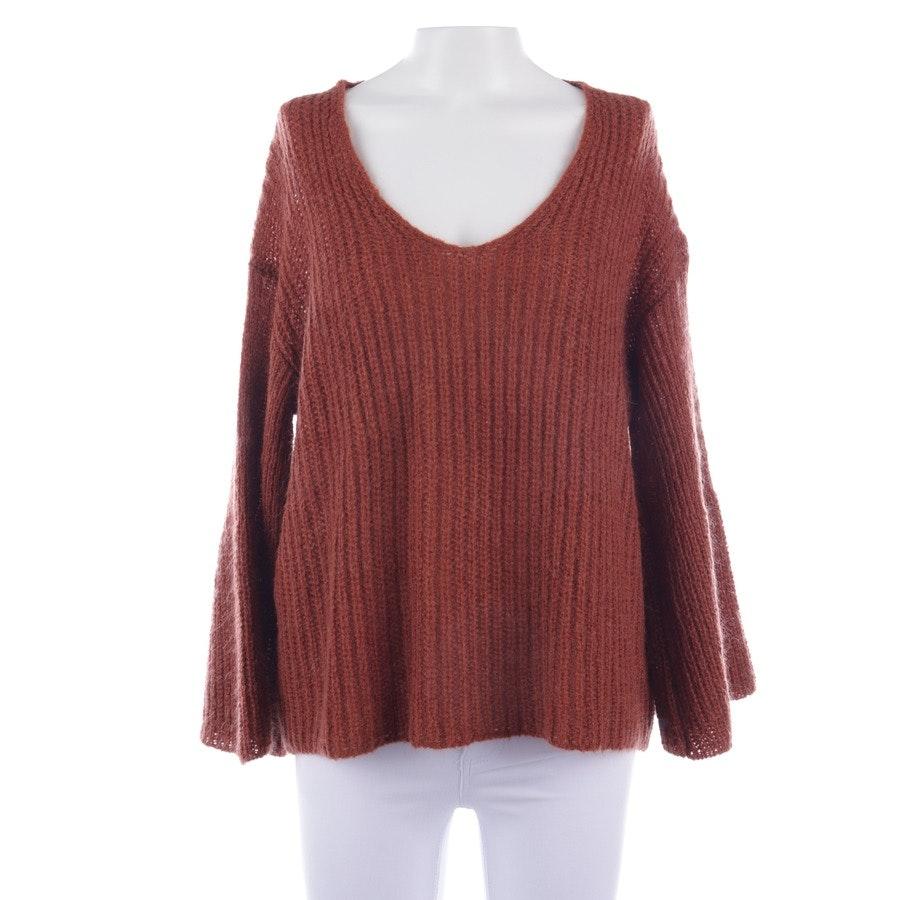 knitwear from Rich & Royal in auburn size S