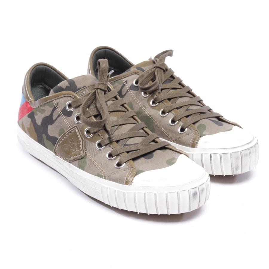 Sneaker von Philippe Model in Multicolor Gr. D 40 - Neu