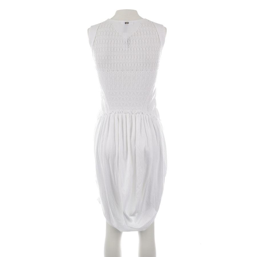 Sommerkleid von High Use in Weiß Gr. S