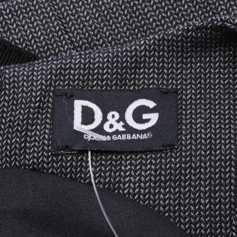 Kleid von D&G in Grau Gr. 34 IT 40