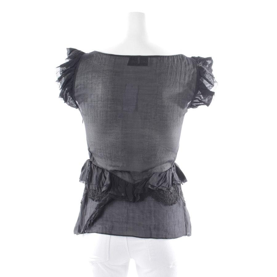 Shirt von Emilio Pucci in Schwarz Gr. 36 IT 40
