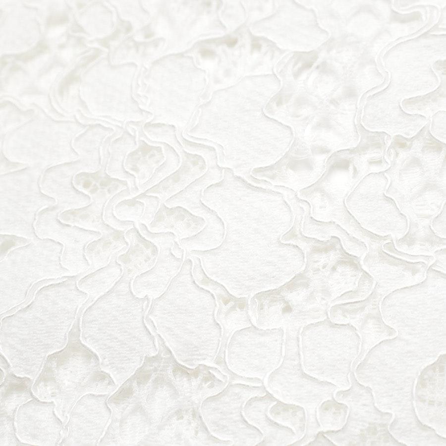 Spitzenbluse von Iro in Weiß Gr. 36 FR 38