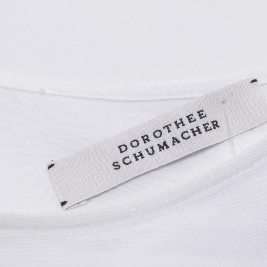 Top von Dorothee Schumacher in Weiß Gr. 34 / 1