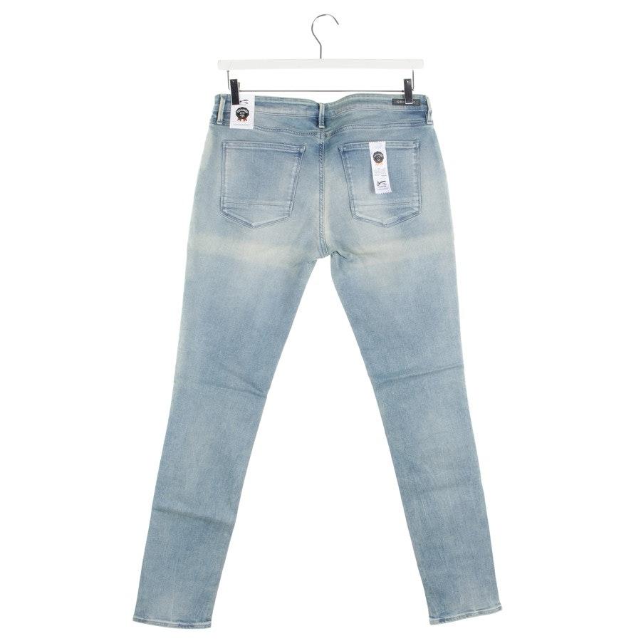Jeans von Denham in Hellblau Gr. W32 - Sharp - Neu