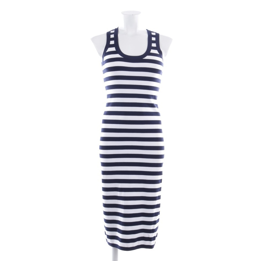 dress from Michael Kors in blue and white size XS