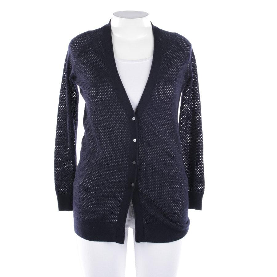 knitwear from Stefanel in dark blue size L