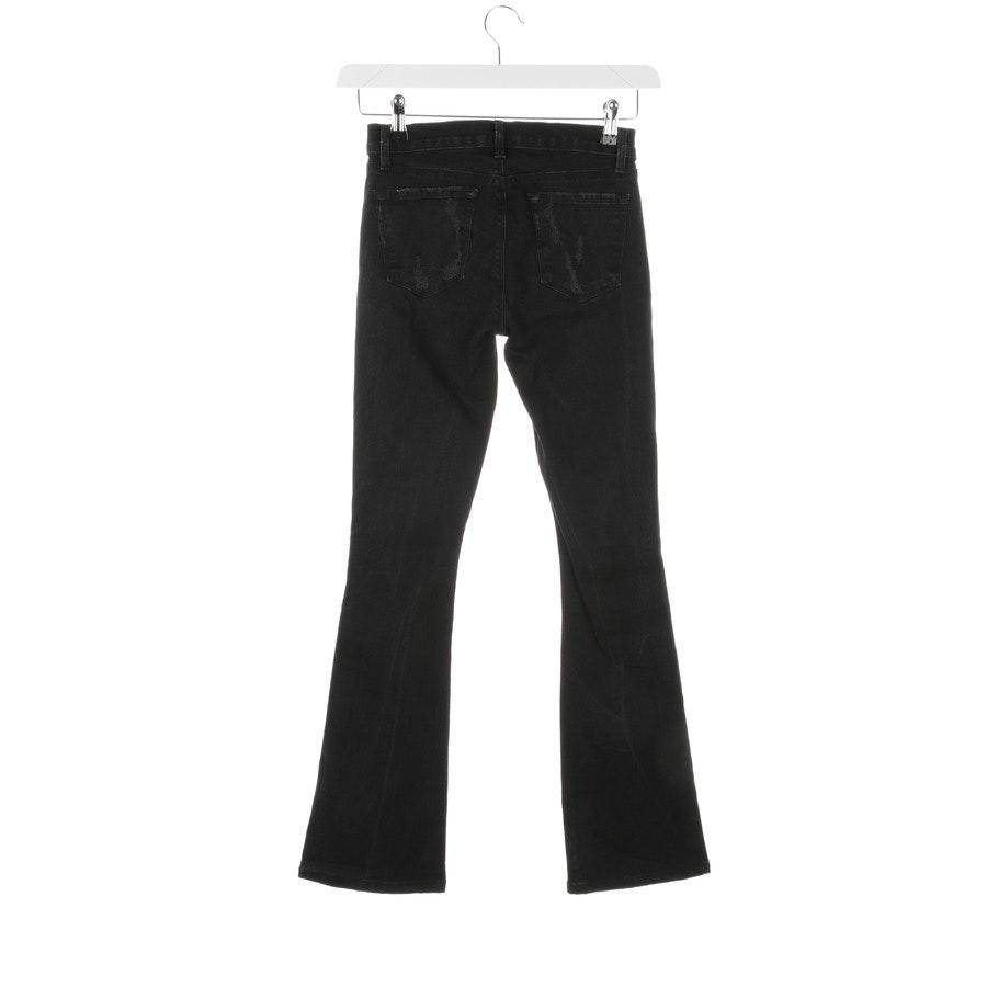 Jeans von J Brand in Dunkelgrau Gr. W26 - Betty