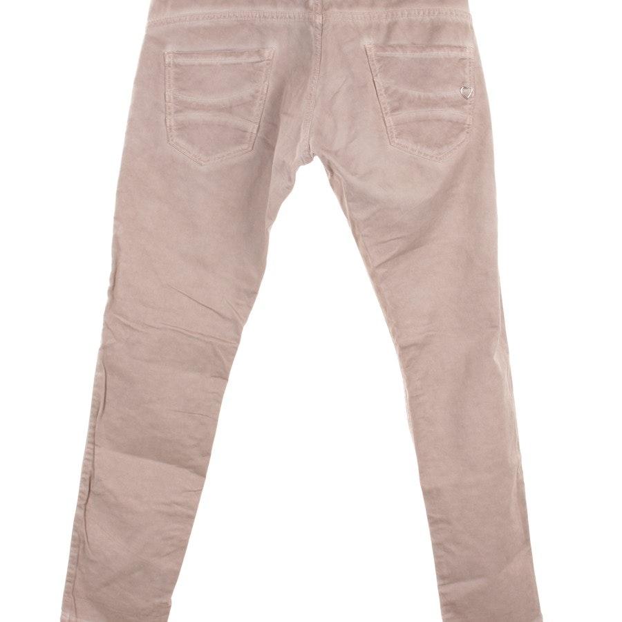 Jeans von Please in Beigebraun Gr. M