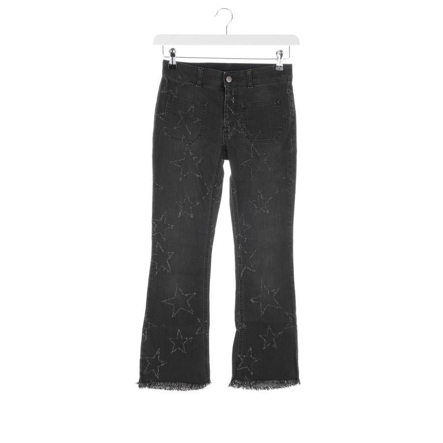 Jeans von Stella McCartney in Schwarz Gr. 25