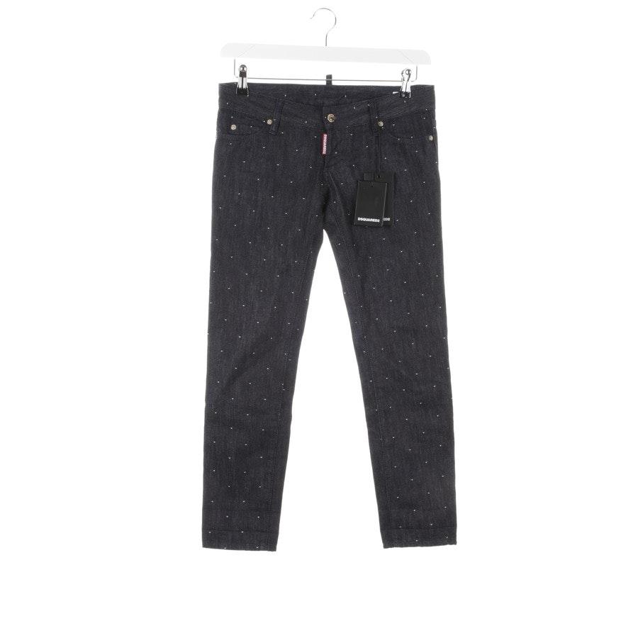 Jeans von Dsquared in Dunkelblau Gr. 34 IT 40 - Neu