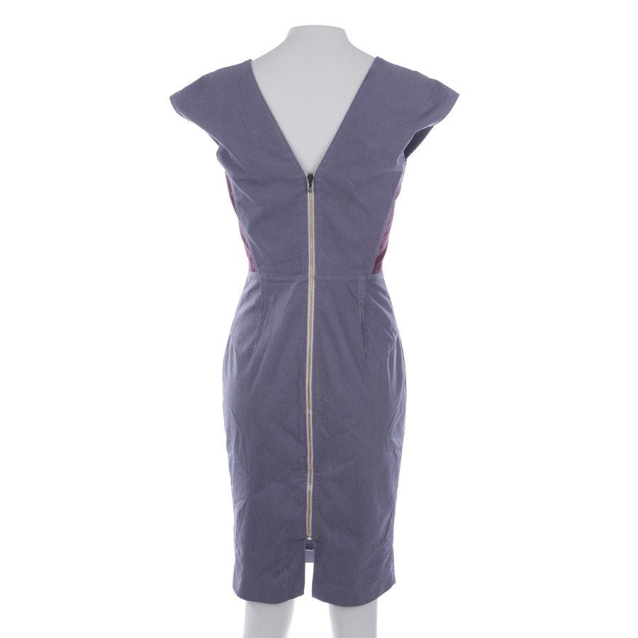 Kleid von Roland Mouret in Multicolor Gr. XS