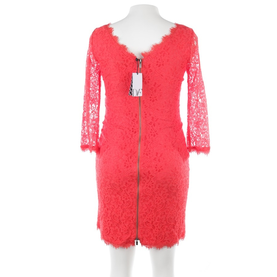 dress from Diane von Furstenberg in red size 42 US 12 - zarita - new
