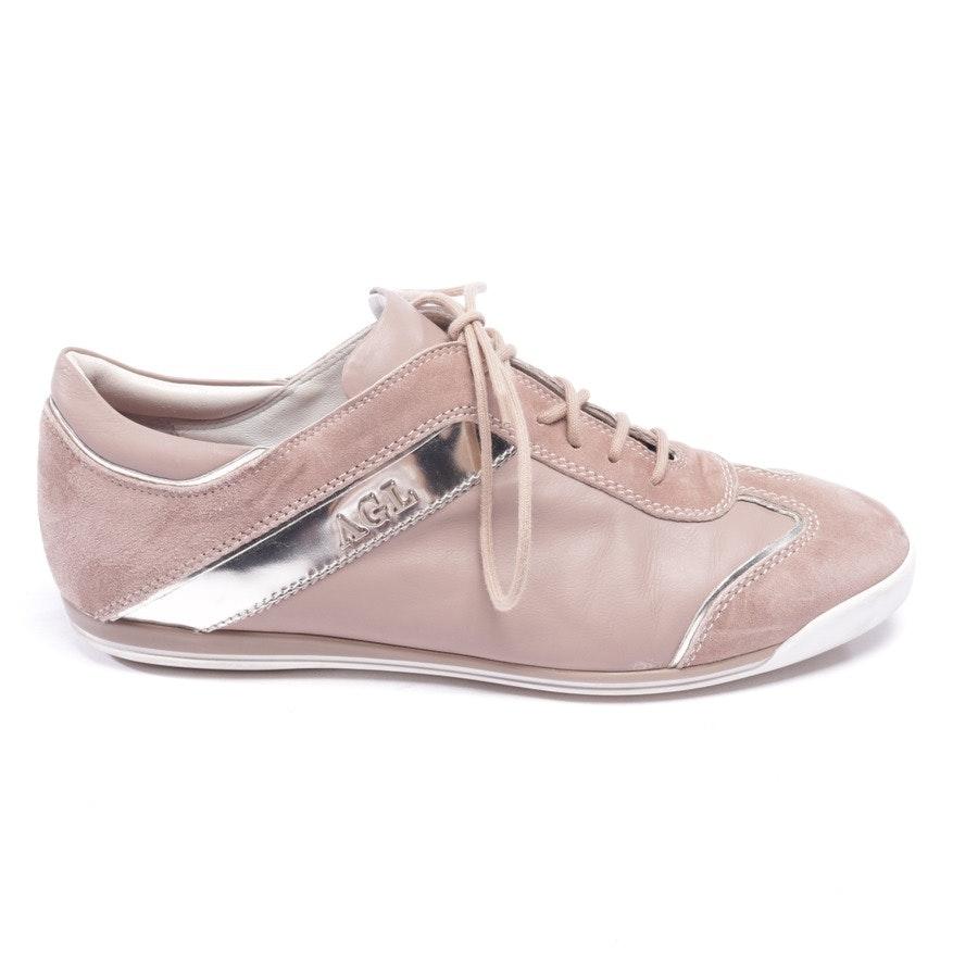 Sneaker von AGL Attilio Giusti Leombruni in Altrosa Gr. D 40
