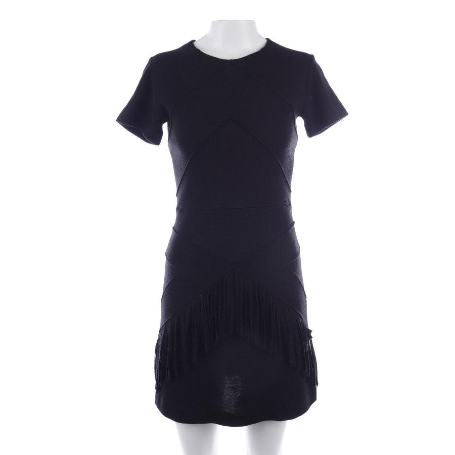 Kleid von Sandro in Schwarz Gr. 34 / 1