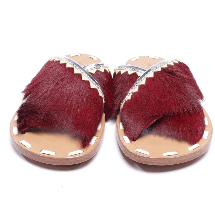 Sandalen von Marni in Multicolor Gr. D 36 - Neu