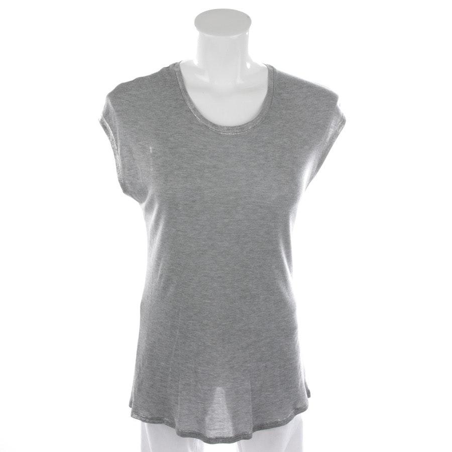 Shirt von Zadig & Voltaire in Grau und Silber Gr. S