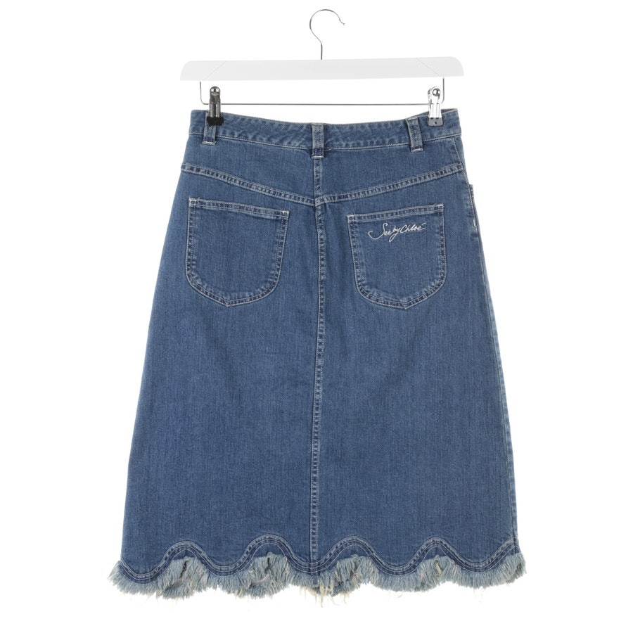 skirt from See by Chloé in blue size 36 FR 38