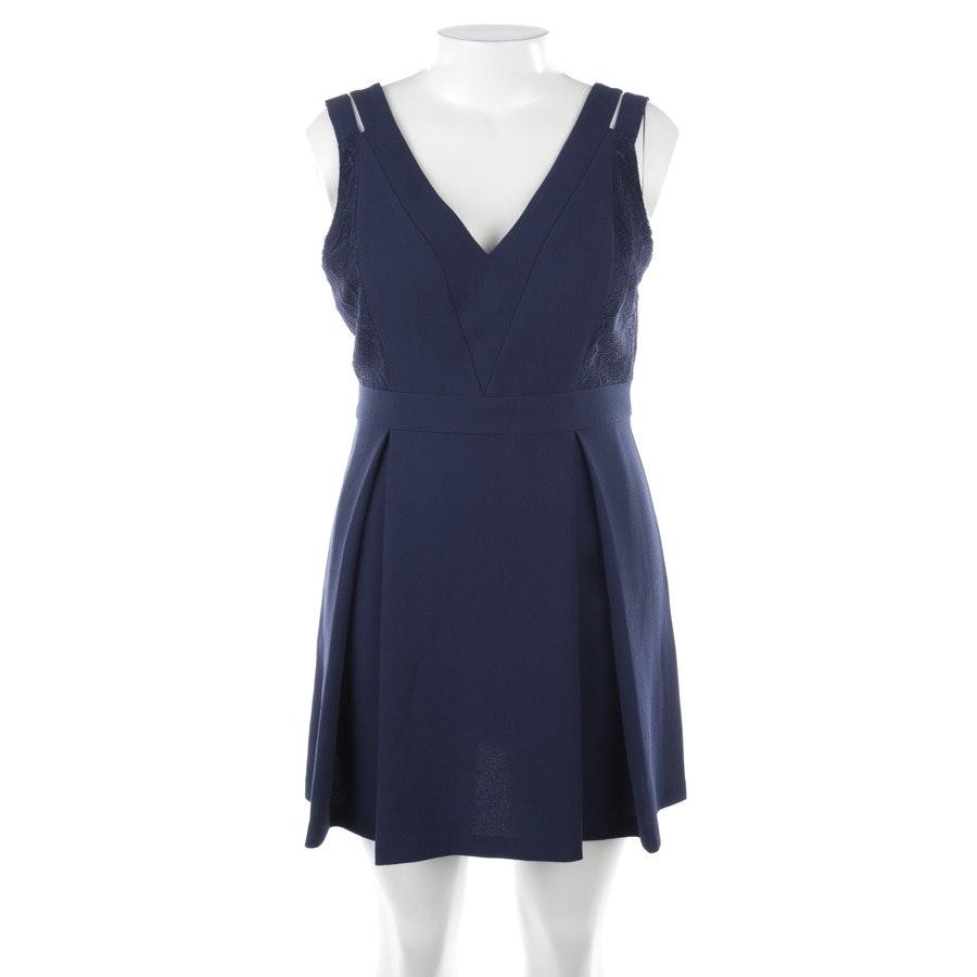 Kleid von BCBG Max Azria in Dunkelblau Gr. 42 US12