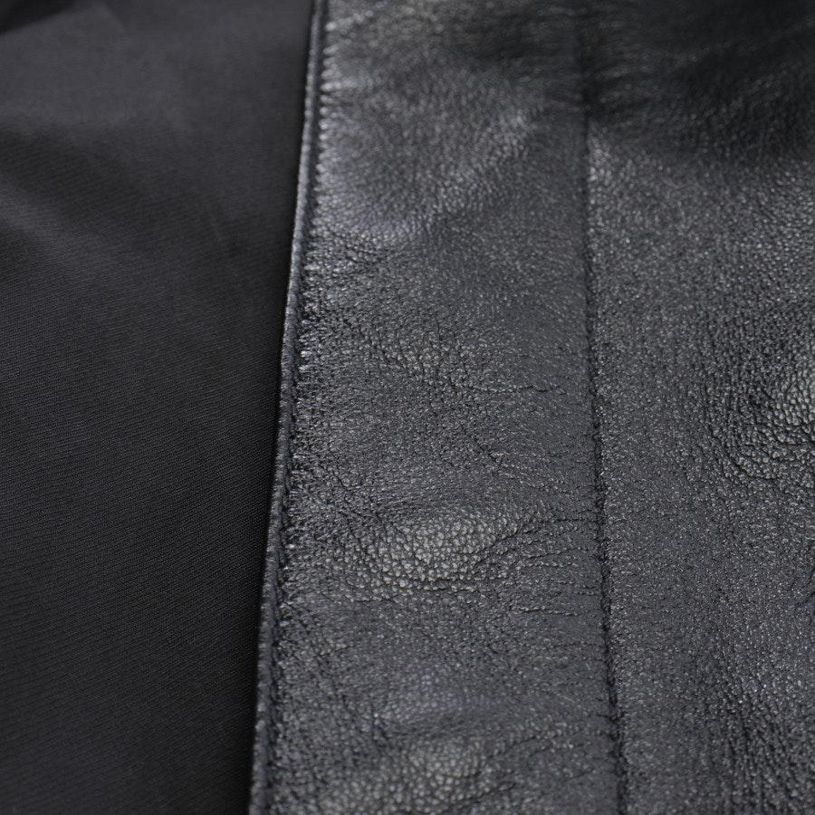 Lederjacke von Saint Laurent in Schwarz Gr. 38 FR 40 - Neu