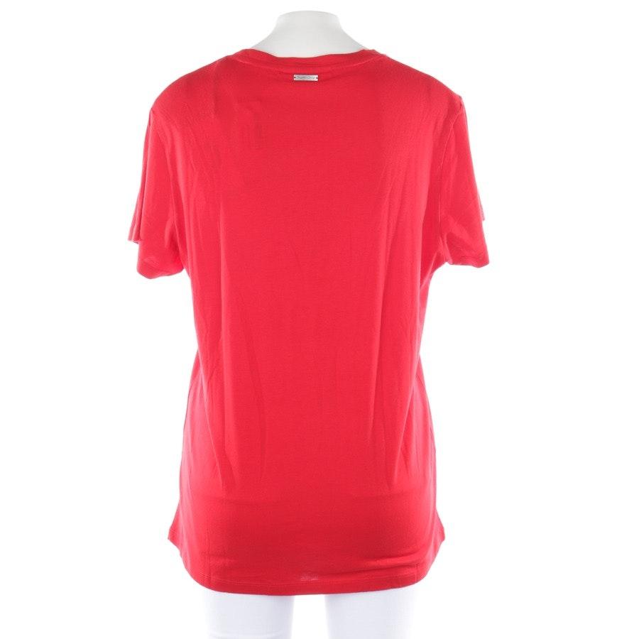 Shirt von Quantum Courage in Rot und Schwarz Gr. S - Neu