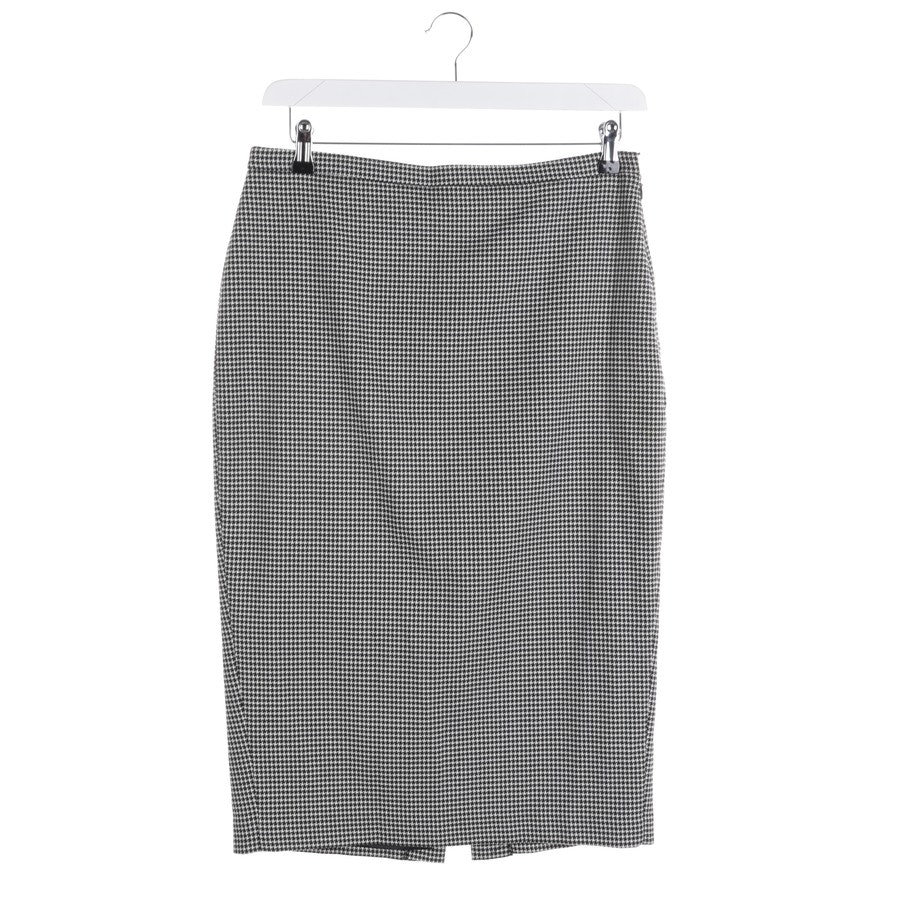 skirt from Stefanel in white and black size 42