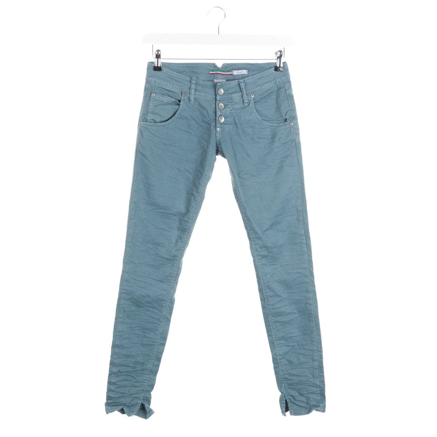 jeans from Please in petrol size S