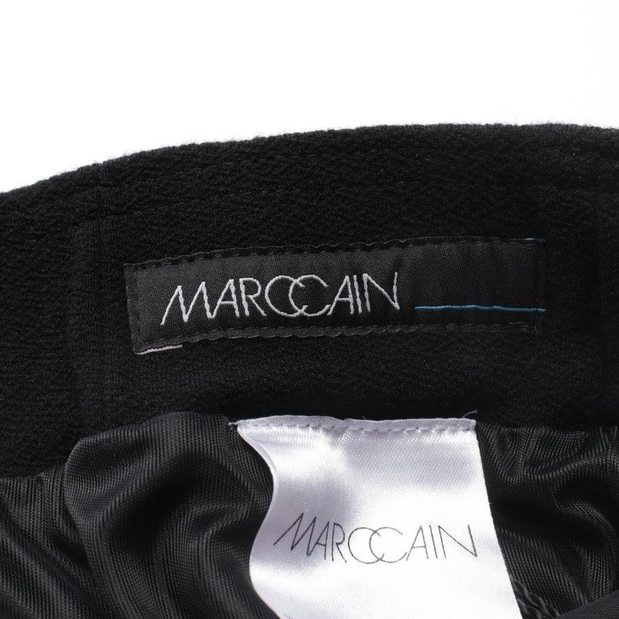 Rock von Marc Cain in Schwarz Gr. 34 N1 - Neu