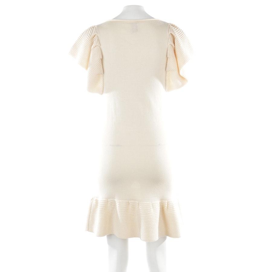Kleid von Red Valentino in Beige Gr. S